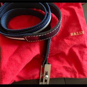 Bally Iconic women belt